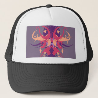 Abstraction Eight Dolos Trucker Hat