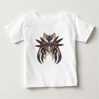 Abstraction Four Terra Baby T-Shirt