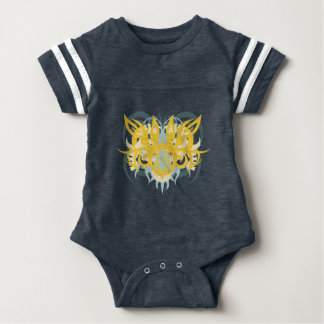 Abstraction Nine Imperious Baby Bodysuit