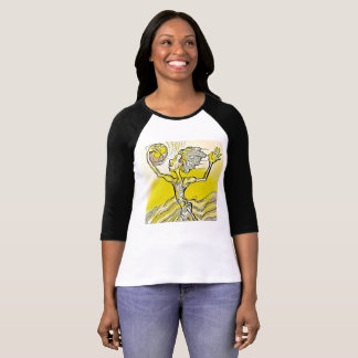Abstraction Satisfaction T-Shirt