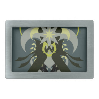 Abstraction Seven Loki Belt Buckle