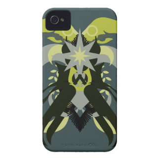 Abstraction Seven Loki iPhone 4 Covers
