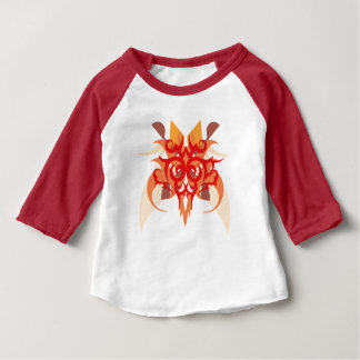 Abstraction Six Ares Baby T-Shirt