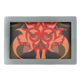Abstraction Six Ares Belt Buckle