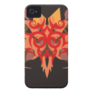 Abstraction Six Ares Case-Mate iPhone 4 Cases