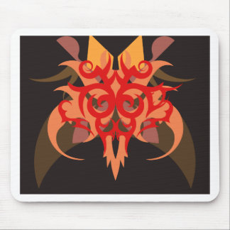 Abstraction Six Ares Mouse Pad