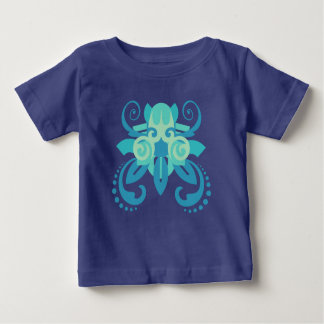 Abstraction Two Poseidon Baby T-Shirt
