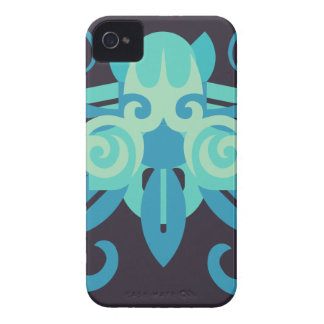 Abstraction Two Poseidon iPhone 4 Covers