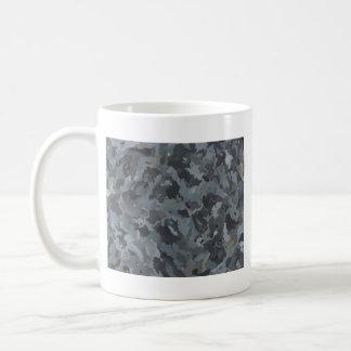 abstractloren_Igneous_No18_acrylic_16x20in_2016_ca Coffee Mug