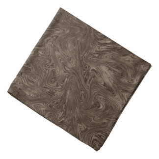 Abstractly Art Dark Grey Background Bandana