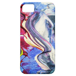 Abstractly in perfection barely there iPhone 5 case