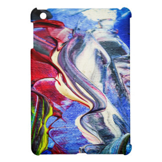 Abstractly in perfection case for the iPad mini