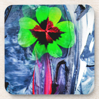 Abstractly in perfection luck coaster