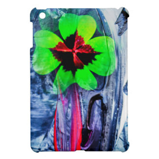 Abstractly in perfection luck iPad mini cases