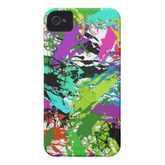 Abstractly iPhone 4 Case-Mate Case