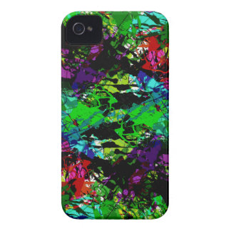 Abstractly iPhone 4 Cases
