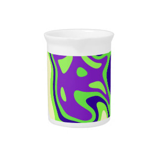 Abstractly samples pitcher