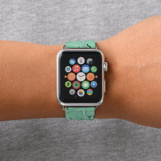 abstracto4 apple watch band