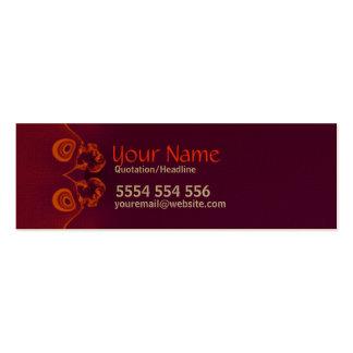 Abstractori mini Business Card