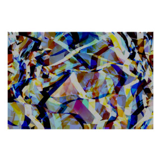 Abstracts composition 303 poster