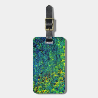 Abstrakt, Background Luggage Tag