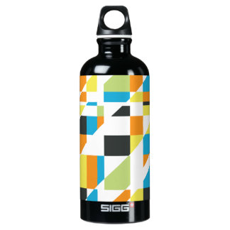 Abstraktion 002 water bottle