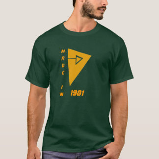 absty, MADEIN, 1981 T-Shirt