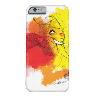 abtract Ganesha Paintings Barely There iPhone 6 Case