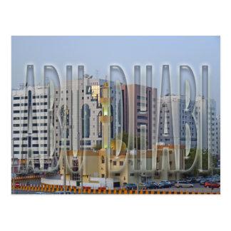 Abu Dhabi Postcard