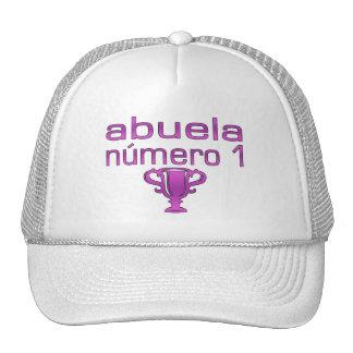 Abuela Número 1 Hats