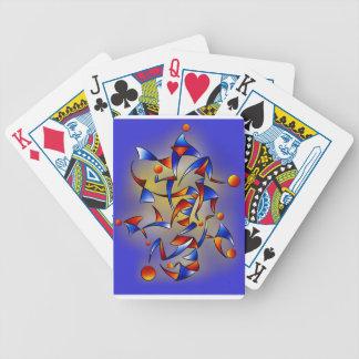 Abugila V5 Bicycle Playing Cards