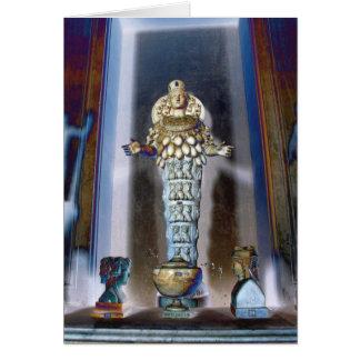 Abundance: Goddess Diana of Ephesus Card