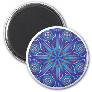Abundance Mandala Magnet