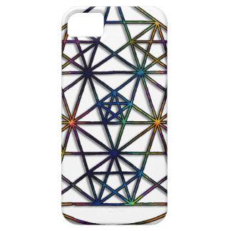Abundance Sacred Geometry Fractal of Life iPhone 5 Case