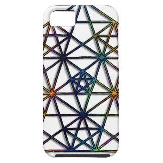 Abundance Sacred Geometry Fractal of Life Tough iPhone 5 Case