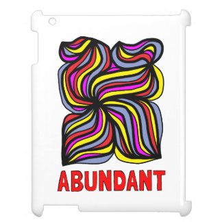 """""""Abundant"""" iPad, iPad Mini, iPad Mini 2, iPad Air iPad Cover"""