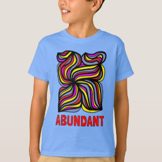 """Abundant"" Kids' Hanes TAGLESS® T-Shirt"