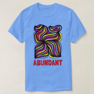 """""""Abundant"""" Men's Basic T-Shirt"""
