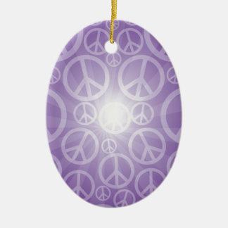 Abundant Peace Customize Product Ceramic Ornament