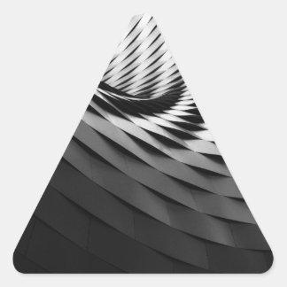 Abyss Triangle Sticker