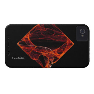 Abyssal Fire Blackberry Bold Cover
