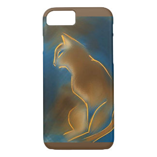 Abyssinian cat iPhone 8/7 case