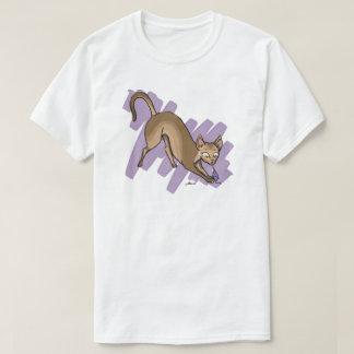 Abyssinian scratch T-Shirt