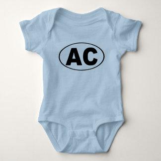 AC Atlantic City Baby Bodysuit