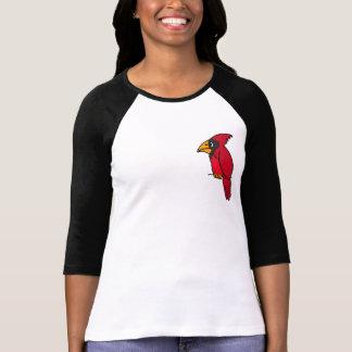 AC- Cartoon Cardinal Shirt