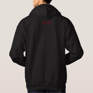 AC Clothing Logo and Motto Hooded Sweatshirt