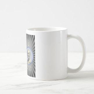 AC DC stone version Basic White Mug