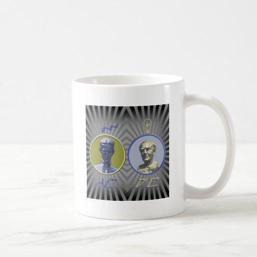 AC DC stone version Coffee Mugs