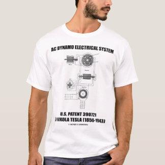 AC Dynamo Electrical System T-Shirt