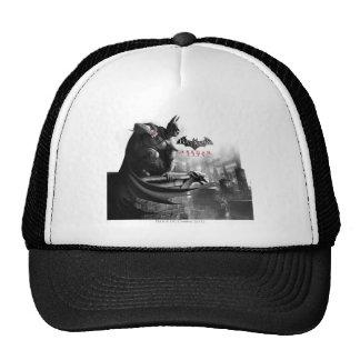 AC Poster - Batman Gargoyle Ledge Hats